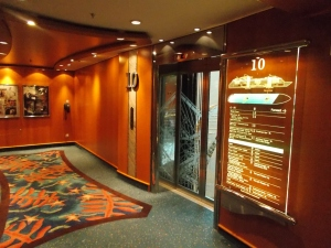 Beautiful Lift lobby